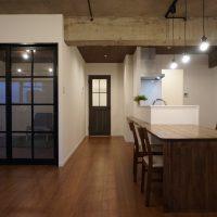 プロジェクト リノベ 佐賀県Eアパート
